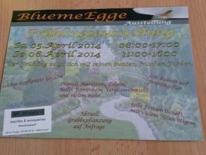 Fruehlingsausstellung 2014